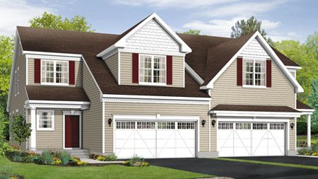 Tamarack Elite - Newtown Woods - Townhome Collection: Newtown, CT - Toll Brothers
