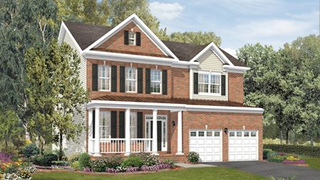 house for sale in Marlboro Ridge - The Glen by Toll Brothers