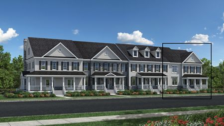 Liseter - The Newtown Collection by Toll Brothers in Philadelphia Pennsylvania