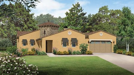 The Pinnacle at Moorpark Highlands by Toll Brothers in Ventura California