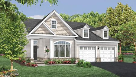Norwich - Regency at Yardley: Yardley, PA - Toll Brothers