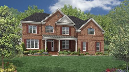 The Oaks at Meadowridge by Toll Brothers in Raleigh-Durham-Chapel Hill North Carolina