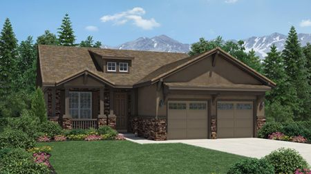 Anthem Ranch by Toll Brothers - The Jefferson Collection by Toll Brothers in Denver Colorado