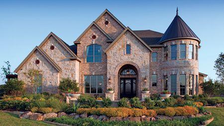 The Woodlands - Creekside Park - The Estates at Blairs Way by Toll Brothers in Houston Texas