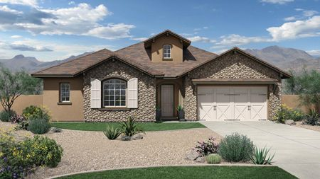 Presidio at Damonte Ranch by Toll Brothers in Reno Nevada