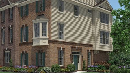 Moorefield Green - The Fremont by Toll Brothers in Washington District of Columbia