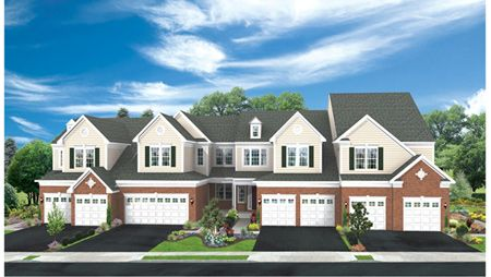 Bowes Creek Country Club - The Townhome Collection by Toll Brothers in Chicago Illinois