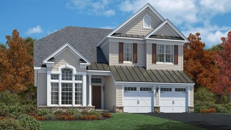 Regency at Readington Villas by Toll Brothers in Morris County New Jersey