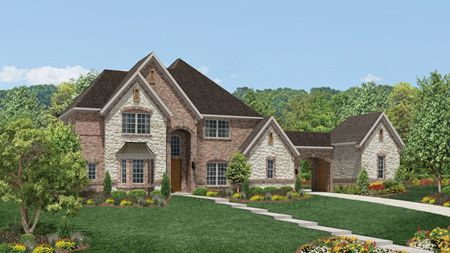 Terracina at Flower Mound by Toll Brothers in Dallas Texas