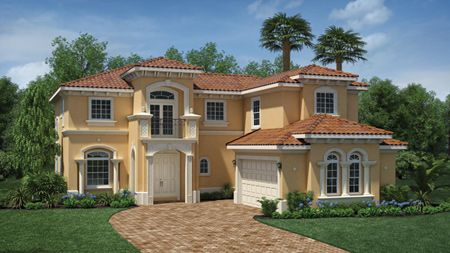 Jupiter Country Club - The Heritage Collection by Toll Brothers in Martin-St. Lucie-Okeechobee Counties Florida
