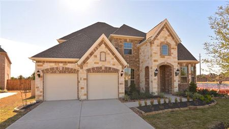 house for sale in Cinco Ranch - Sycamore Meadow by Toll Brothers