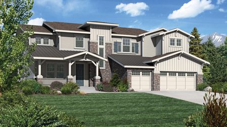 house for sale in The Highlands at Parker by Toll Brothers