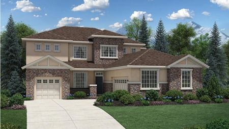 house for sale in The Enclave at McKay Shores by Toll Brothers
