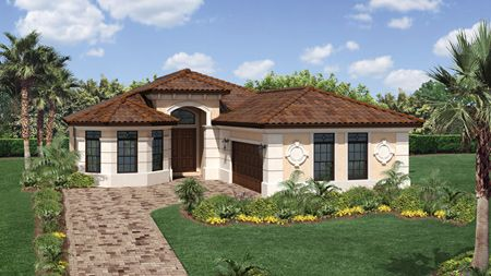 Bonita Lakes - Executive Collection by Toll Brothers in Fort Myers Florida