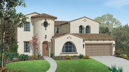 The Pinnacle at Moorpark Highlands by Toll Brothers in Los Angeles California