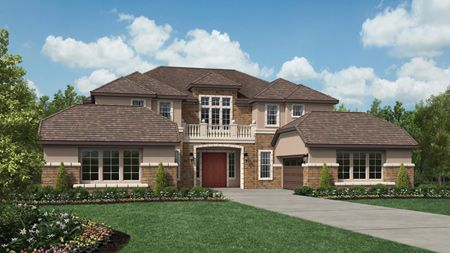 Toll Brothers at Amalfi Hills - Positano Collection by Toll Brothers in Los Angeles California