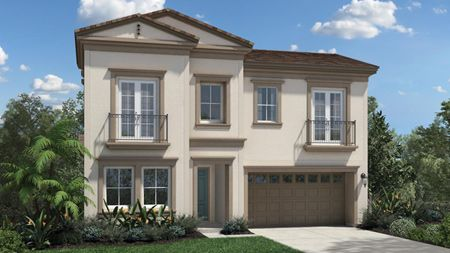 The Heights at Baker Ranch by Toll Brothers in Orange County California