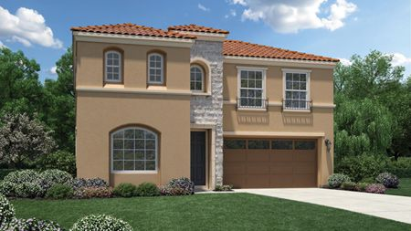 Parkview at Baker Ranch by Toll Brothers in Orange County California