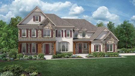 house for sale in Hasentree - Signature Collection by Toll Brothers