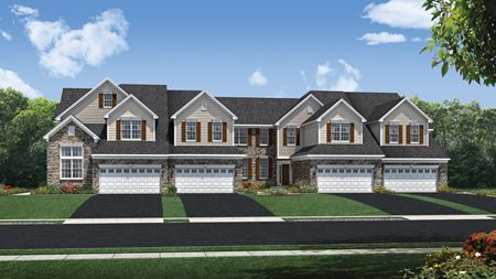house for sale in White Springs at Providence by Toll Brothers