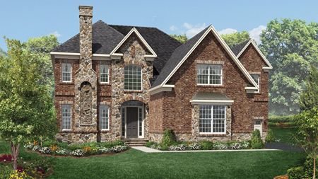 Liseter - The Bryn Mawr Collection by Toll Brothers in Philadelphia Pennsylvania