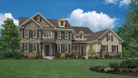 house for sale in Liseter - The Villanova Collection by Toll Brothers