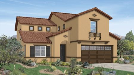 Mountain Crest at Somersett by Toll Brothers in Reno Nevada
