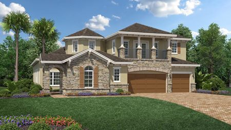 house for sale in Coastal Oaks at Nocatee - Estate and Signature Collections by Toll Brothers