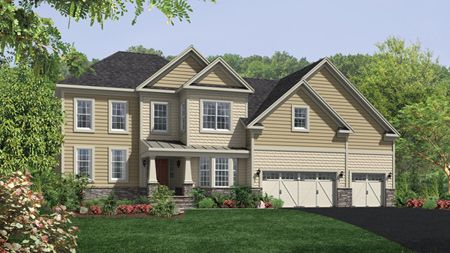 Steeplechase of Eagan - The Signature Collection by Toll Brothers in Minneapolis-St. Paul Minnesota