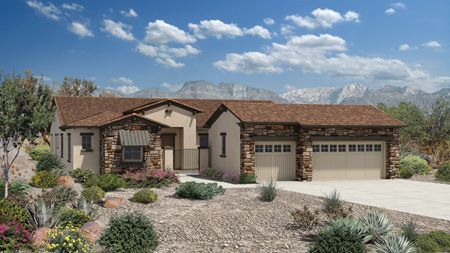 house for sale in Montevista - Desert Willow Collection by Toll Brothers
