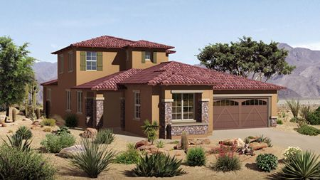 house for sale in Windgate Ranch Scottsdale - Ocotillo Collection by Toll Brothers