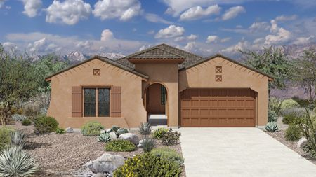 house for sale in Windgate Ranch Scottsdale - Cassia Collection by Toll Brothers