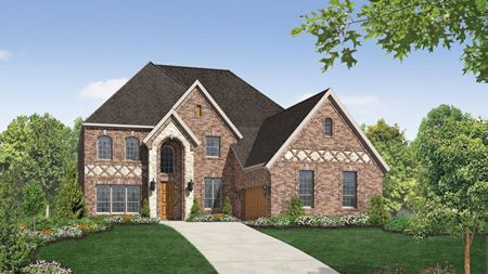 Whittier Heights by Toll Brothers in Fort Worth Texas