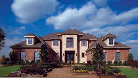 Phillips Creek Ranch Estates by Toll Brothers in Dallas Texas