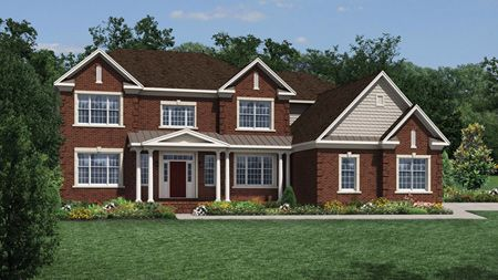 house for sale in Steeplechase of Northville by Toll Brothers