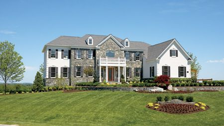 The Reserve at Triadelphia Crossing by Toll Brothers in Baltimore Maryland