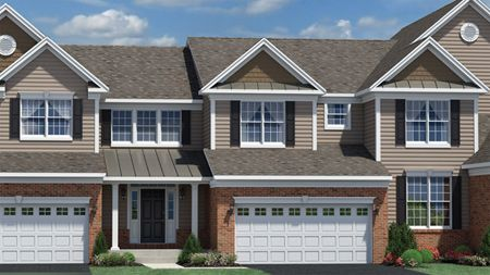 The Mews at Laurel Creek by Toll Brothers in Philadelphia Pennsylvania