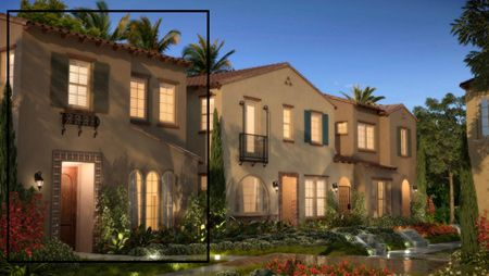 Porter Ranch - Seville at Aldea by Toll Brothers in Los Angeles California