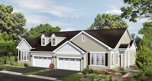 Regency at Prospect by Toll Brothers in Waterbury Connecticut
