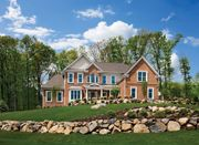 homes in Weatherstone of Avon by Toll Brothers