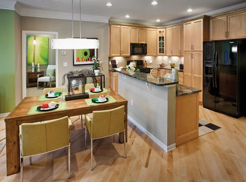 house for sale in Rivington by Toll Brothers - The Mews Collection by Toll Brothers