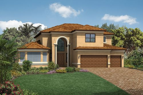 Bonita Lakes - Estates Collection by Toll Brothers in Fort Myers Florida