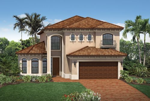 house for sale in Bonita Lakes - Executive Collection by Toll Brothers