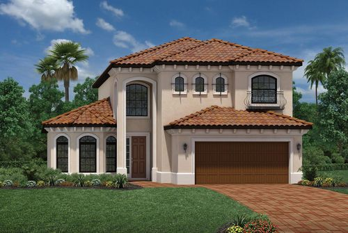 Cordova at Spanish Wells by Toll Brothers in Fort Myers Florida