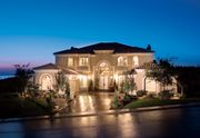 homes in Masters at Moorpark Country Club by Toll Brothers