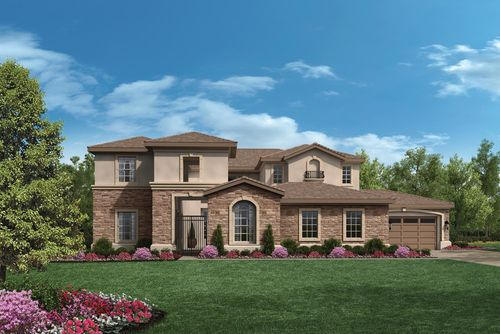 Masters at Moorpark Country Club by Toll Brothers in Visalia California