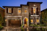 homes in The Heights at Baker Ranch by Toll Brothers