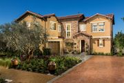 homes in Parkview at Baker Ranch by Toll Brothers