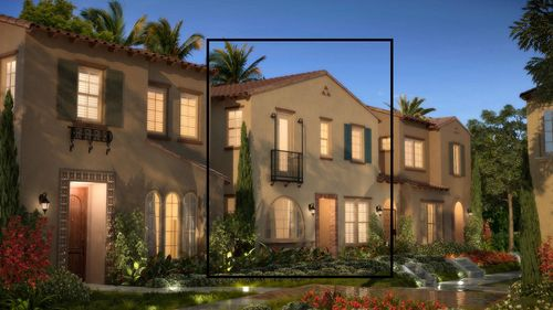 house for sale in Porter Ranch - Seville at Aldea by Toll Brothers