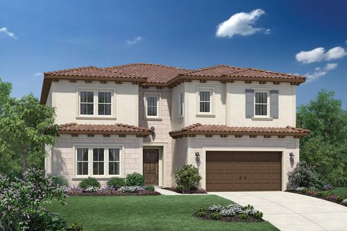 Toll Brothers at Amalfi Hills - Cortese Collection by Toll Brothers in Orange County California